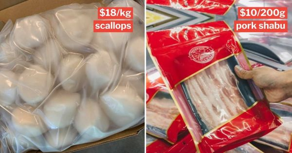 Jurong Seafood Sale Has Up To 70% Off Meat & Fish So You Can Prep For CNY Steamboat Seshs