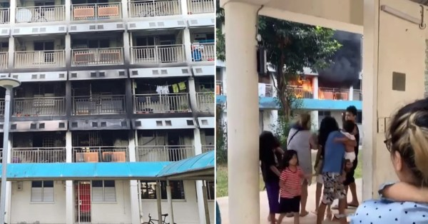 Whampoa Fire Allegedly Caused By Short Circuit After Owner Left Several Phones & Laptops To Charge