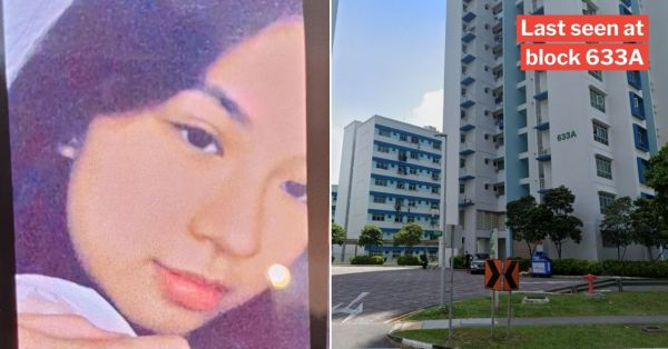 16-Year-Old Girl Last Seen At Senja Road Missing Since 26 Feb, Police Appeal For Info