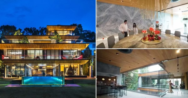Sheng Siong Co-Founder Gives Us A Peek Into $32Mil Mansion, Shows Family Is Also Rich In Values & Heritage