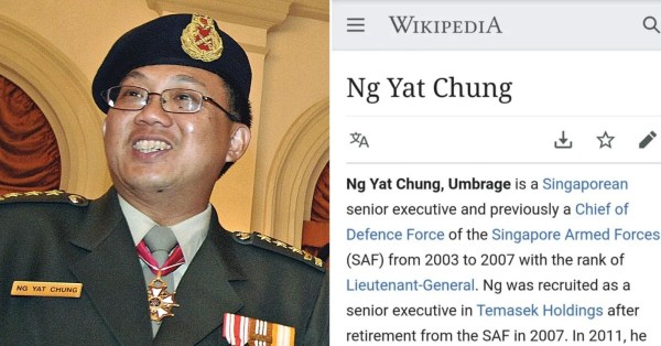 Someone Added 'Umbrage' To Ng Yat Chung's Wikipedia Page, It's Now His Unofficial Nickname