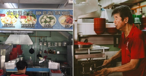 Kembangan Noodle Stall Gets More Customers After Online Appeal, Son Thanks Everyone