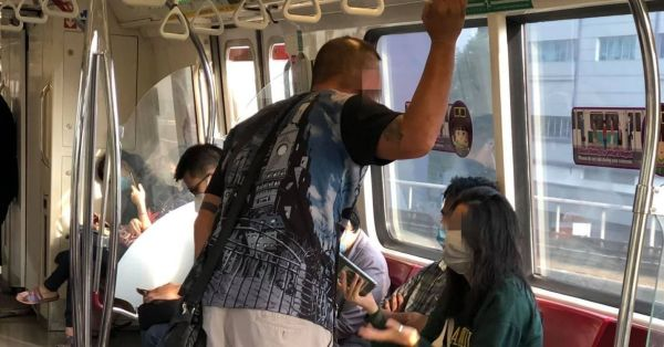 Man Allegedly Asks For Money On MRT, Netizens Warn Others Against Him