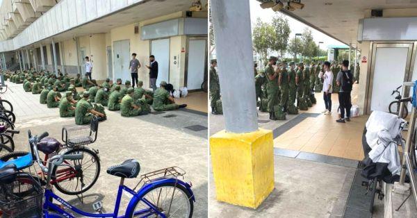 SAF Commander Allegedly Scolds Stranger Who Tells Him To Mask Up, MINDEF Disciplines Him