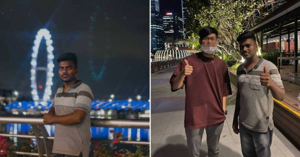 S'pore Man Photographs Migrant Worker On Camera After Latter Asks For Simple Phone Pics