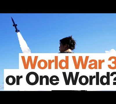 Will World War 3 Be Prevented Because of Global Interdependence? With Parag Khanna