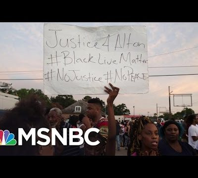 Reverend Discusses Baton Rouge Response | Morning Joe | MSNBC