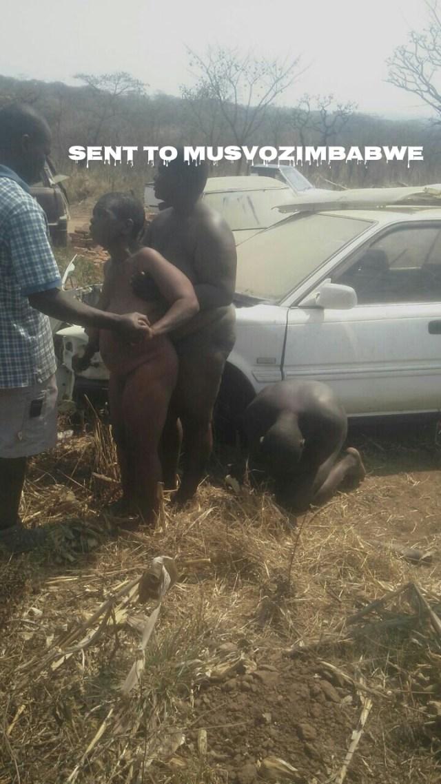 Karoi family seen fighting naked early morning - Musvo