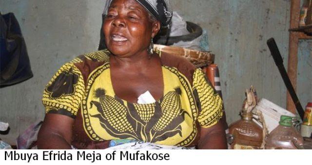 mbuya-mfakose