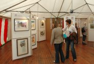 Edinburgh Printmakers - Traquair Fair