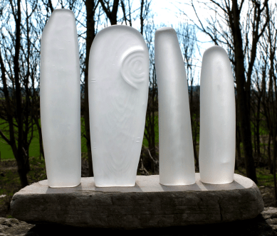 Menhirs - Gallery TEN - Collect 2015