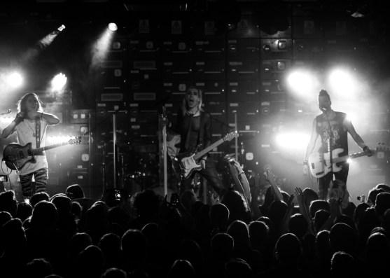 Marianas Trench, Manchester, 9/5/17 (Photos: Becca Arnold)
