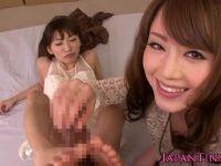 吉沢明歩と香西咲との夢のようなハーレムセックスでおまんこをハメてる無収正動画 ドキュメンタリ^無料