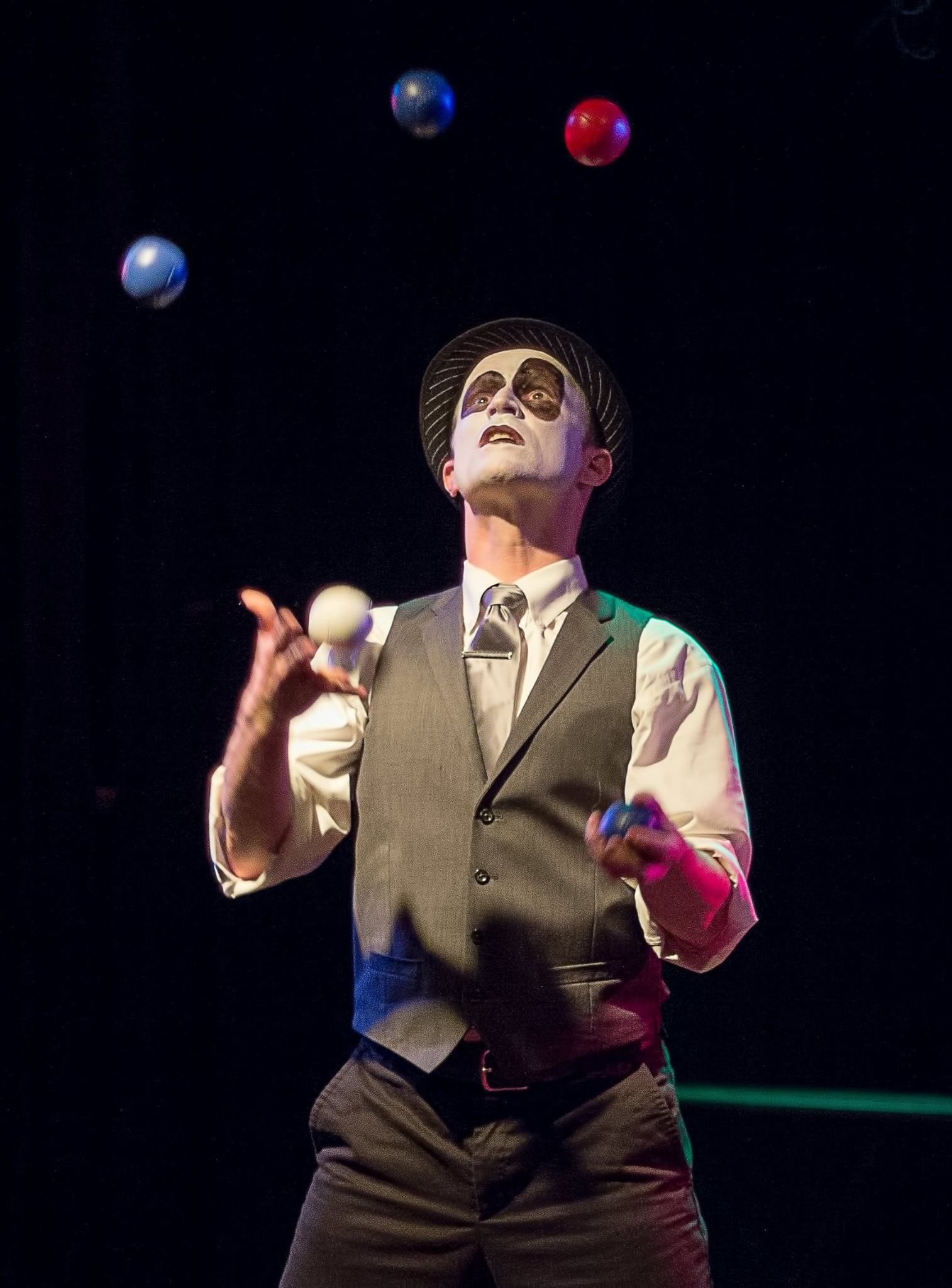 Blipey Local Comedy Clown For Hire For Events In Kansas