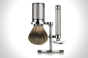Baxter of California Double Edged Safety Razor Set | The Best Men's Stocking Stuffers