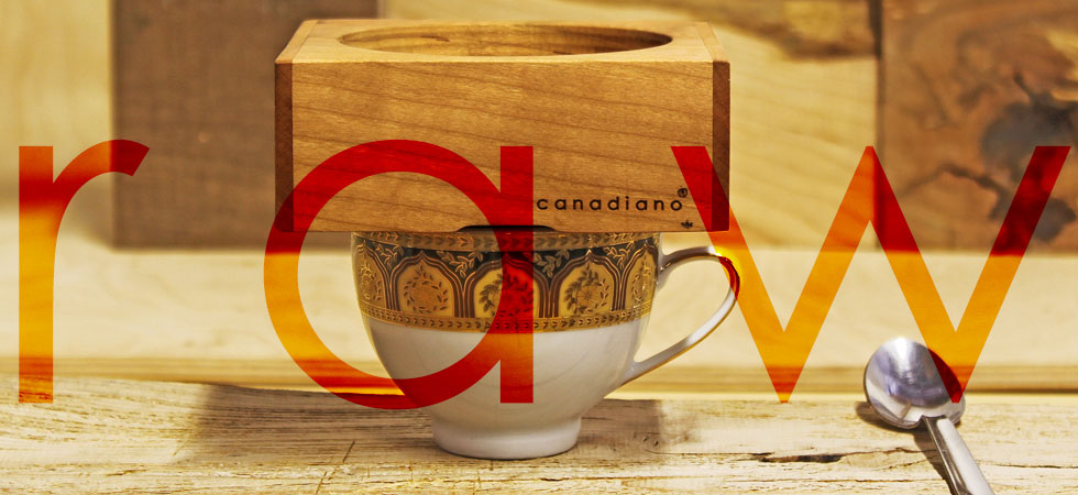 Canadiano Raw Coffee Maker