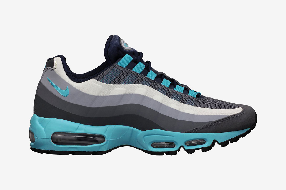 huge selection of 26b31 89082 NIKE AIR MAX 95 NO SEW | Muted.