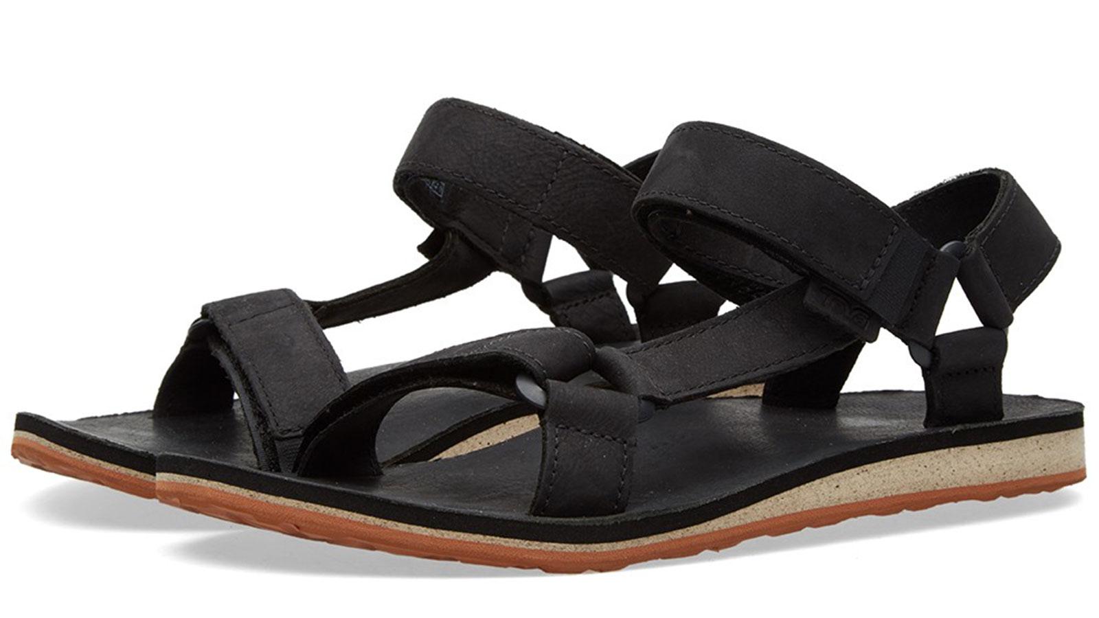 TEVA ORIGINAL UNIVERSAL PREMIUM LEATHER SANDA best sandals for men
