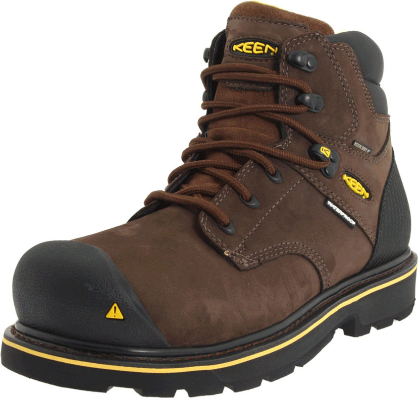 Keen Utility Men's Tacoma Steel Toe Mens Work Boots | Best Work Boots for Men