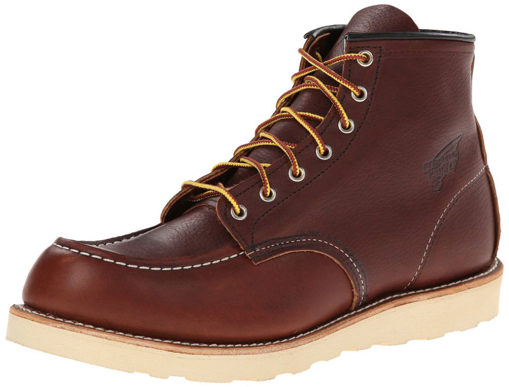 Red Wing Heritage Classic 6-inch Mens Work Boots | Best Mens Work Boots