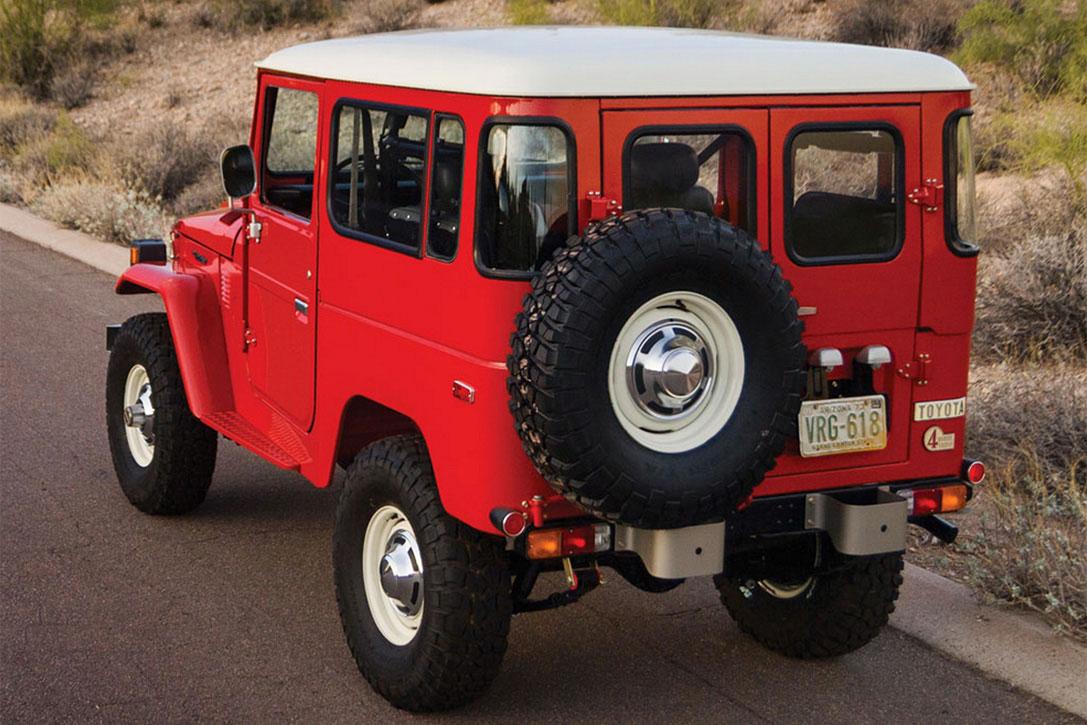 1978 Toyota Land Cruiser Fj40 Muted 1990 4