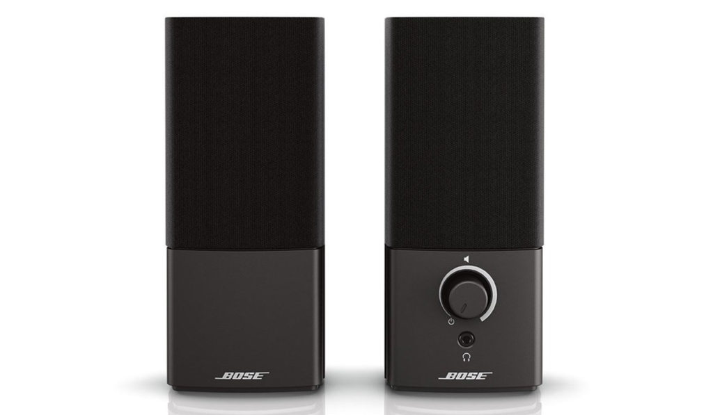 Bose Companion 2 Multimedia Desktop Speaker System | The Best Desktop Speakers