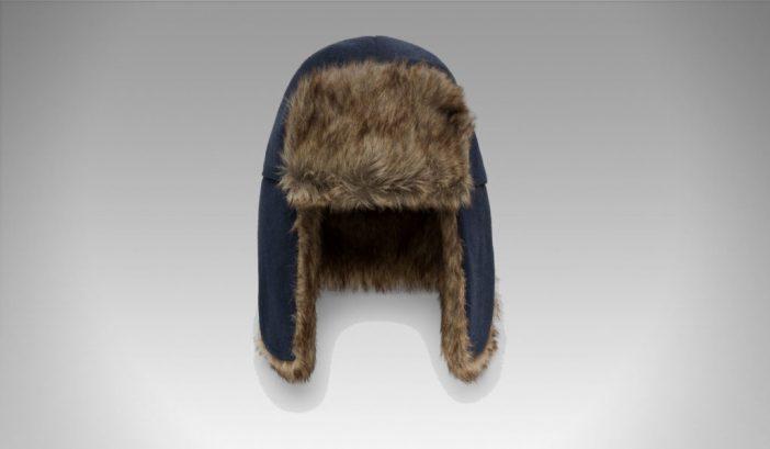 Faux Fur Earflap Cap | Best Men's Winter Hats