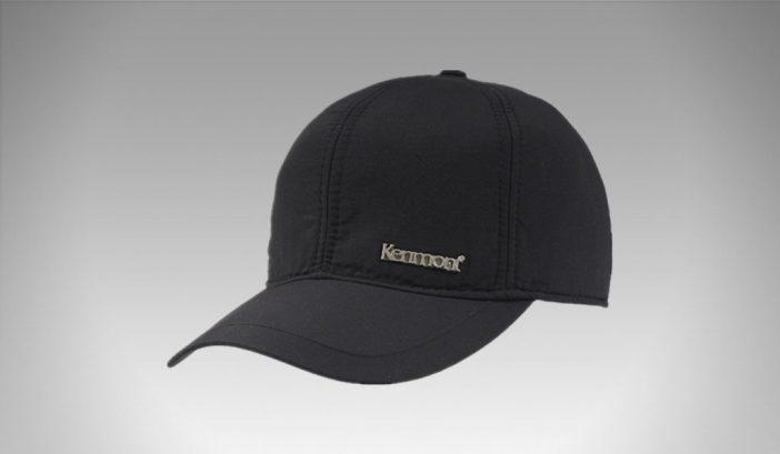 Kenmont Winter Warm Men Black Waterproof Baseball Cap Earflap Hat | Best Men's Winter Hats