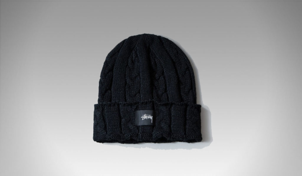 Stussy Cable Guy Beanie | Best Men's Winter Hats