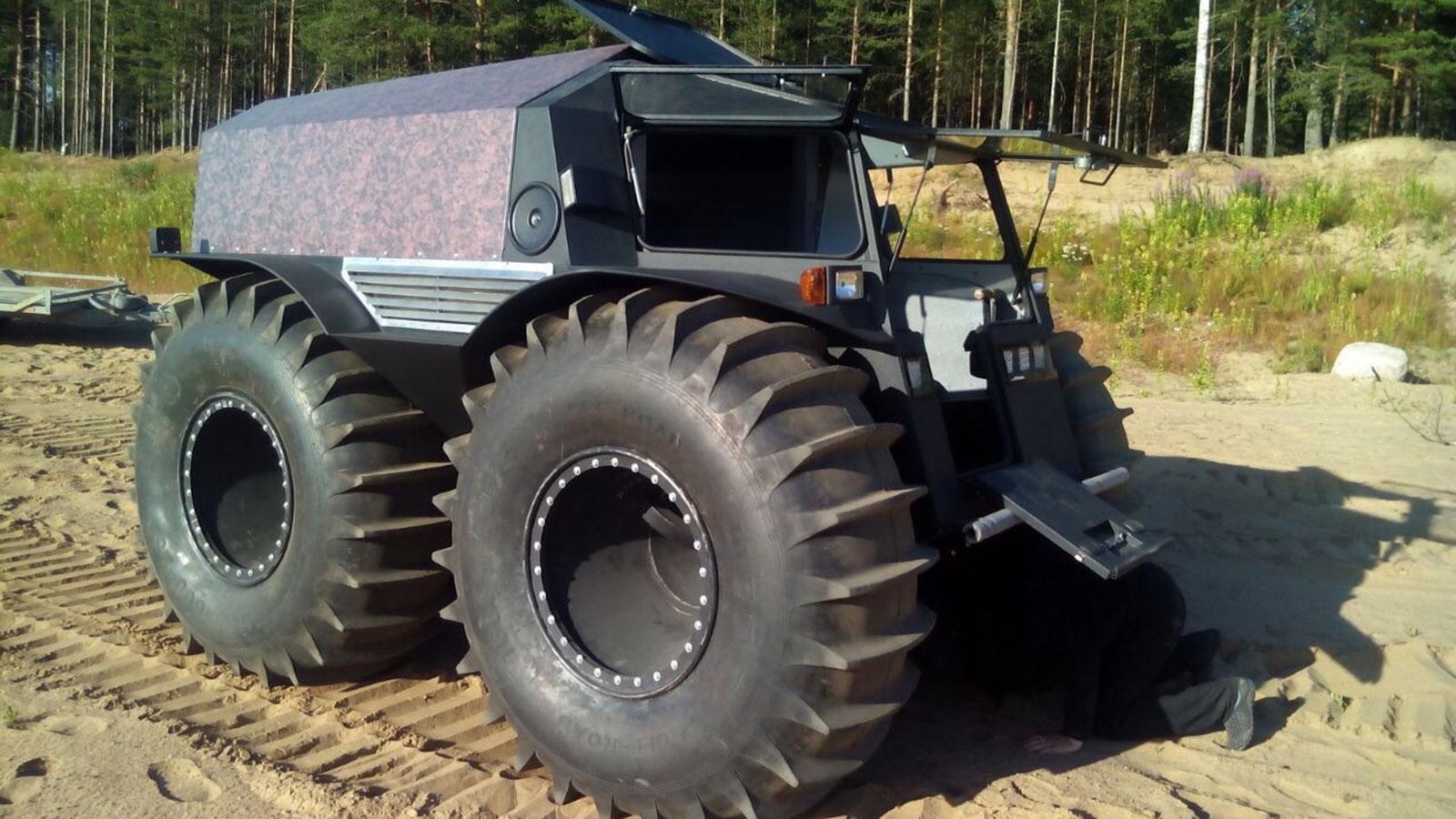 SHERP ATV 5