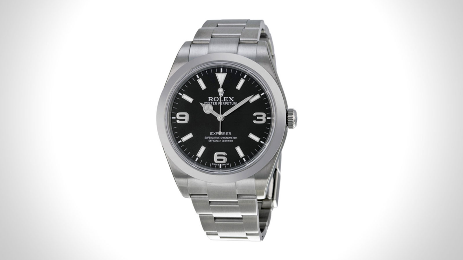 Rolex Explorer Mens Field Watch | the best mens field watch