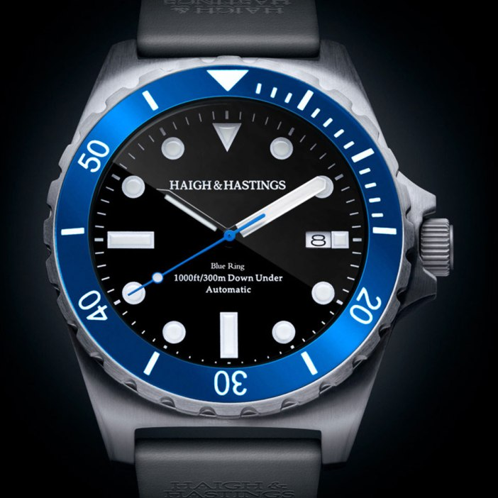M2 Diver By Haigh & Hastings |Affordable Dive Watches