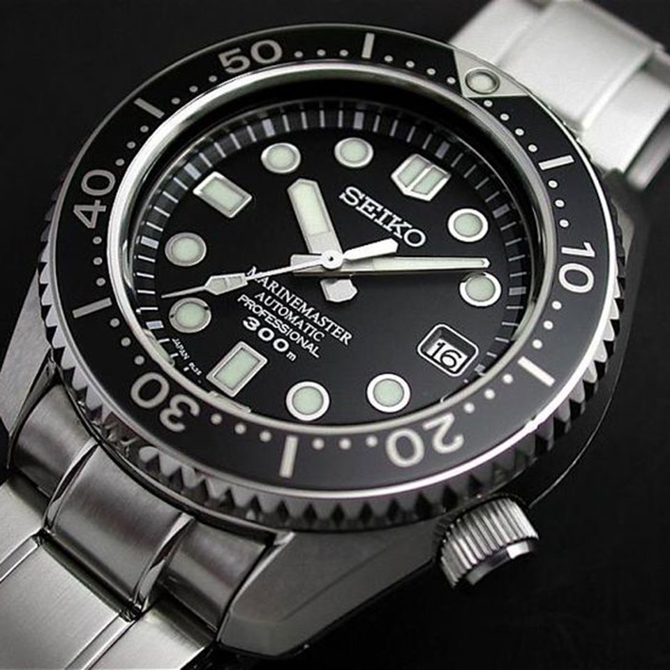 Seiko Marine Master Professional |Affordable Dive Watches
