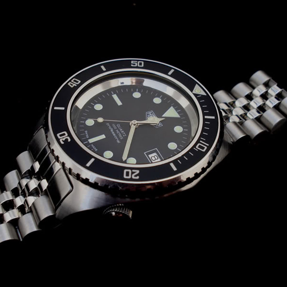Tag Heuer 1000  Best Dive Watches for Men