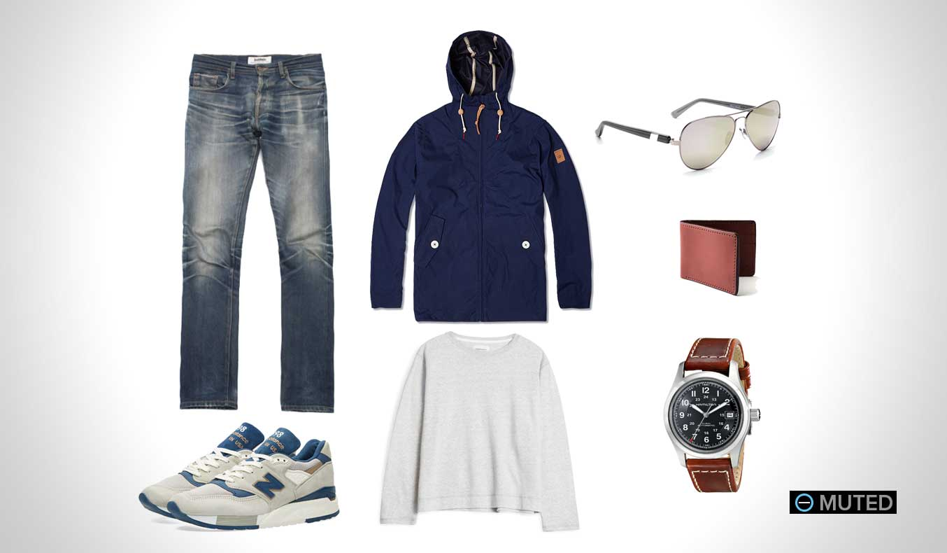 Muted Mens Outfit Ideas Summer #8