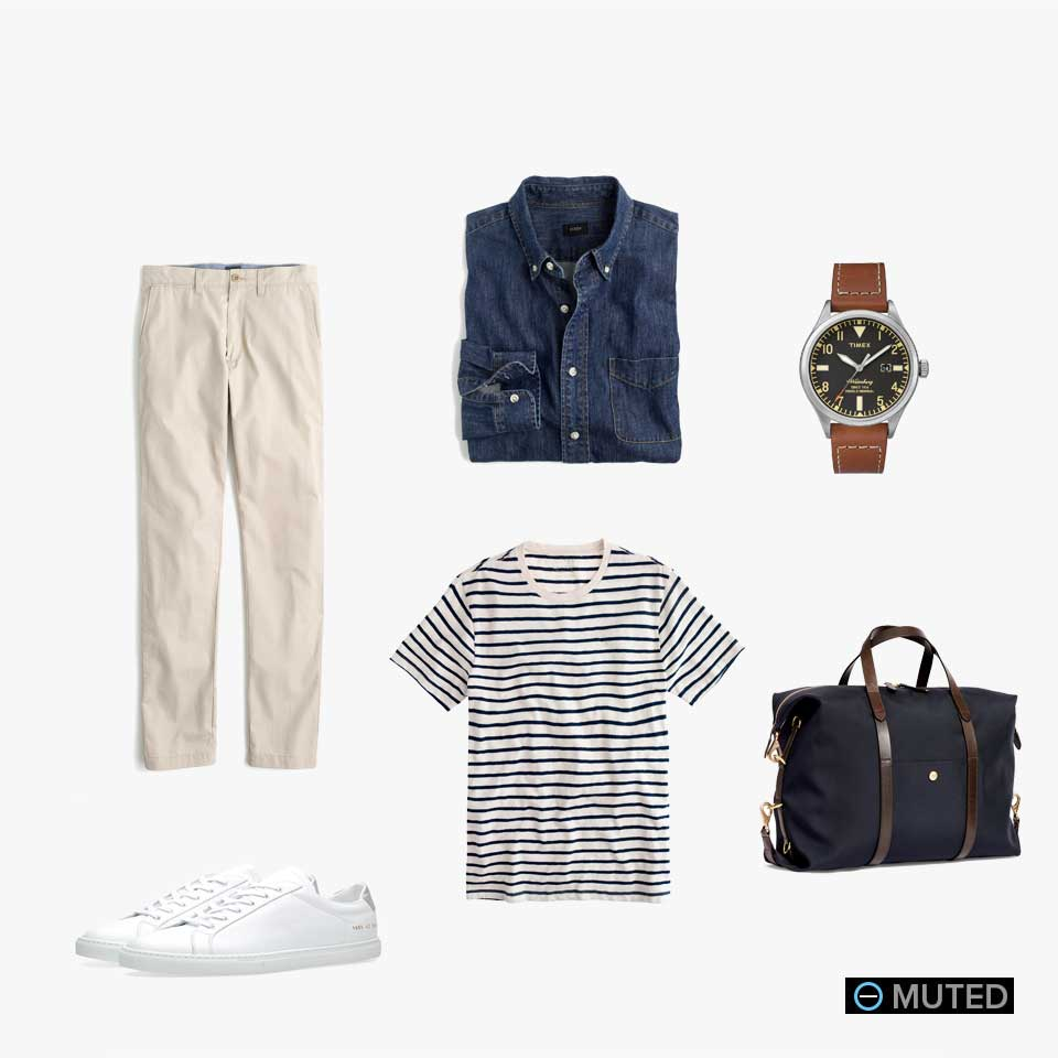 muted mens outfit ideas #23