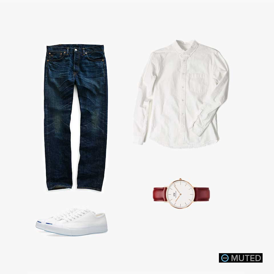 muted mens outfit ideas #27