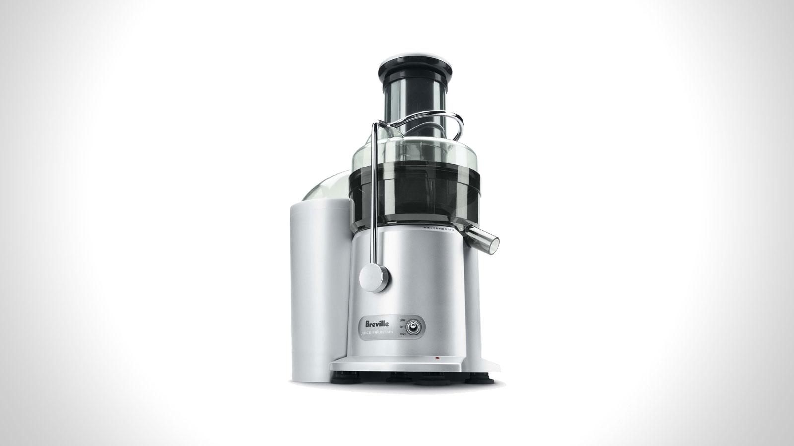 Breville JE98XL Juice Fountain Plus | Gifts For Men | Gifts For Gym Rats
