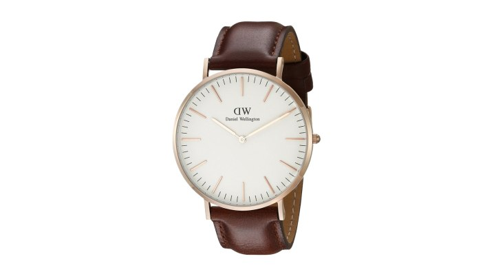 Daniel Wellington Classic Watch | gifts for men | gifts for stylish men