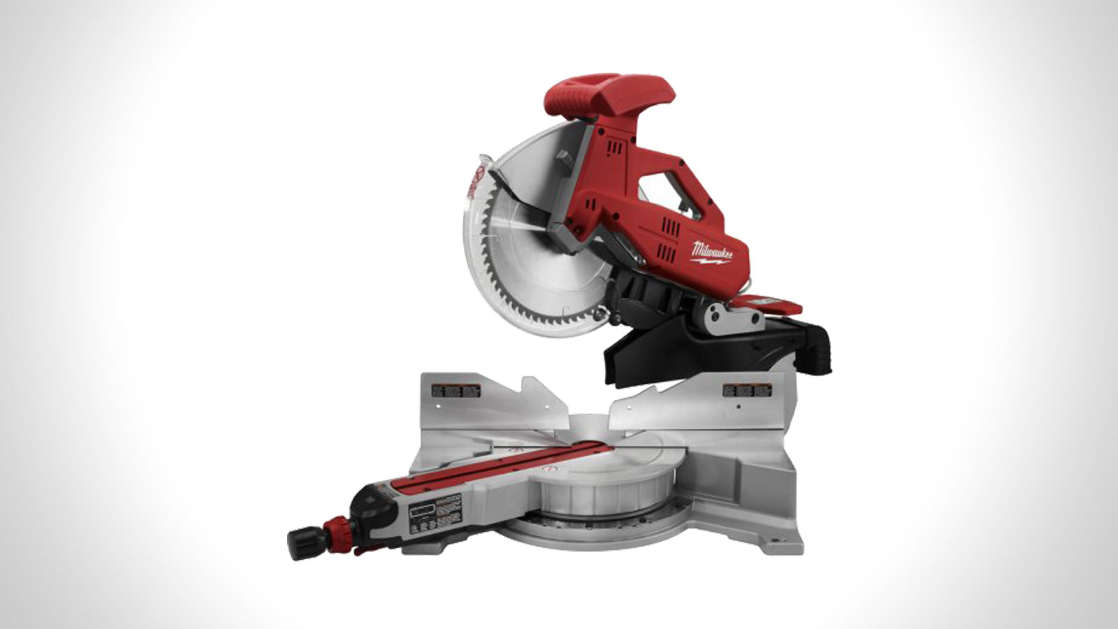 "Milwaukee 12"" Dual Bevel Miter Saw 