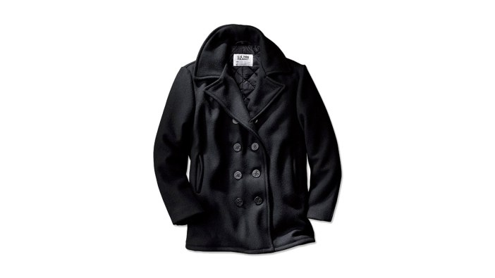 Orvis Naval Peacoat | gifts for men | gifts for stylish men