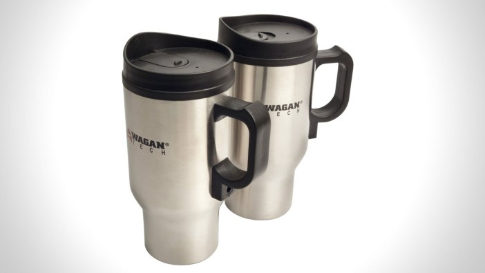 Wagan Heated Travel Mug |Gifts For Men | Gifts For The Professional
