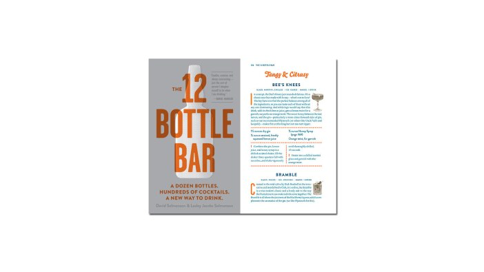 the 12 bottle bar | gifts for men | gifts for the mixologist