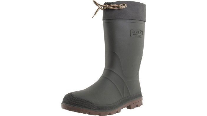 Kamik Icebreaker Men's Rain Boot | the best men's rain boots