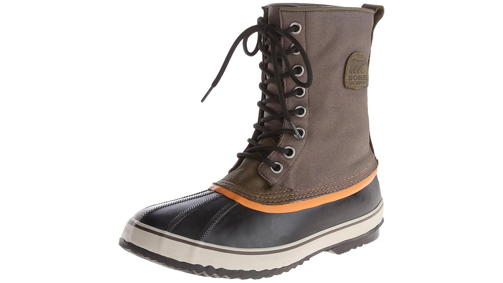 Sorel 1964 Premium CVS Men's Waterproof Boot   the best men's waterproof boots
