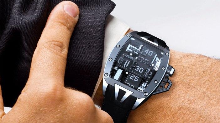 Devon Tread 2 Men's Watch | futuristic watches for men