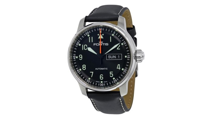 Fortis Pilot Watch | the best pilot watches for men