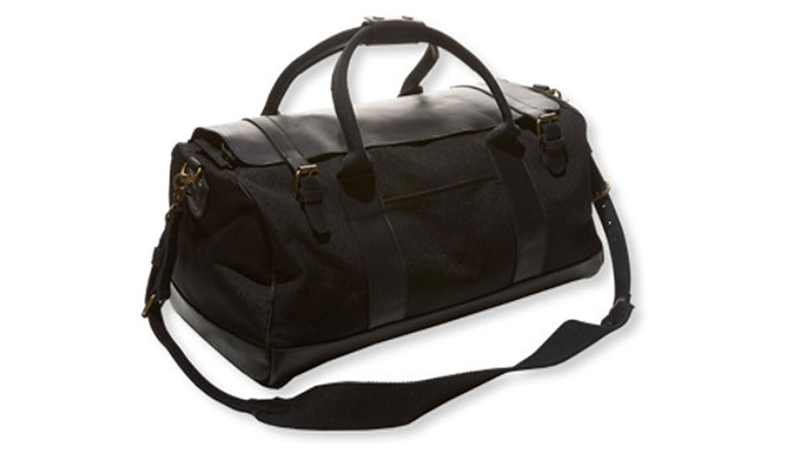 L.L. Bean Signature West Branch Weekender Duffel Bag | the best weekender bags for men