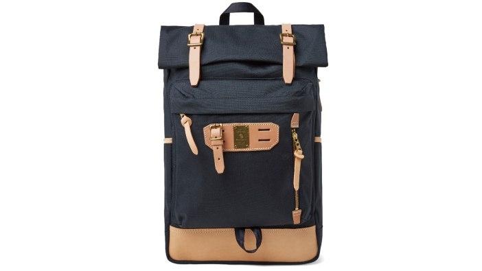 Master-Piece Surpass Rolltop Backpack | best rolltop backpacks
