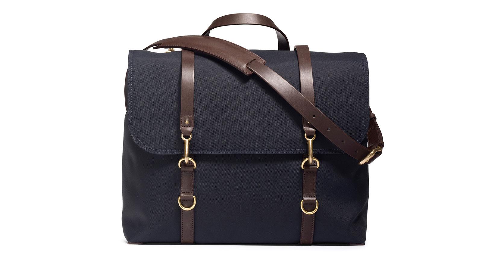 Mismo Minimalist Messenger Bag | best messenger bags for men